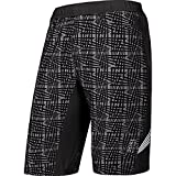 GORE WEAR Herren Shorts Element Print 2-in-1, Black, M