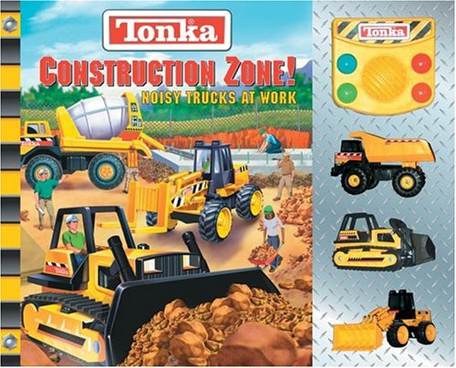 Tonka Construction Zone (Red Truck Dump)
