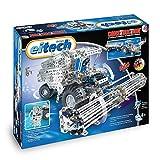 Eitech 00016 - Metallbaukasten C 16 Mähdrescher - Traktor