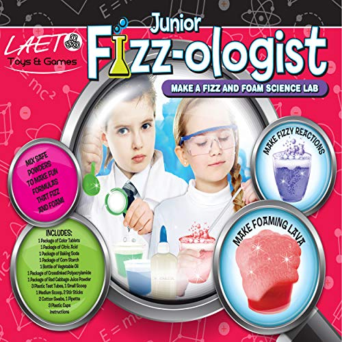 izzologen Science Experiments für Kinder Chemie Set ()