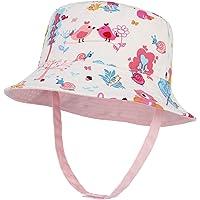 GEMVIE Bimbo Unisex Berretto Stampato Cappello da Sole Bimbina cap Fishmen Pescatore Cappellino Estate Viaggio