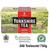 Taylors of Harrogate Yorkshire Tea 240 Btl. 750g - Schwarztee