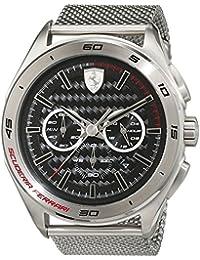 Scuderia Ferrari Herren-Armbanduhr Datum Klassisch Quarz 830347