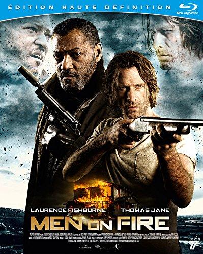 Men on Fire [Blu-ray]