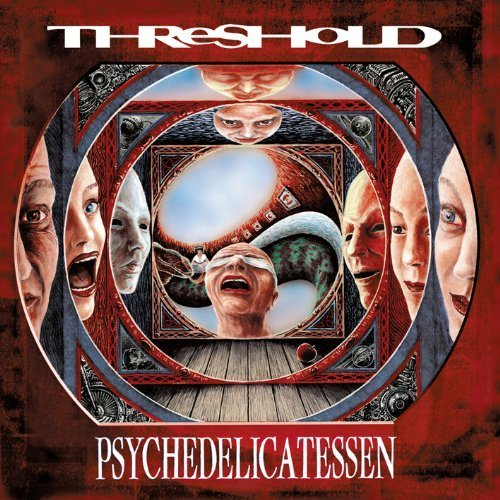 Threshold: Psychedelicatessen (Definitive Edition) (Audio CD)
