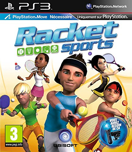 Racket (jeu PS Move)