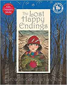 The Lost Happy Endings: Amazon.co.uk: Duffy, Carol Ann, Ray, Jane ...