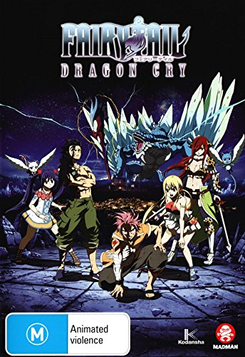 Fairy Tail Dragon Cry | Anime | ...