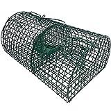 PROHEIM Lebendfalle 40 cm Multi-Catch Rattenfalle Mehrfachfalle Tierfalle für Lebendfang von Ratten und ähnlich großen Tieren