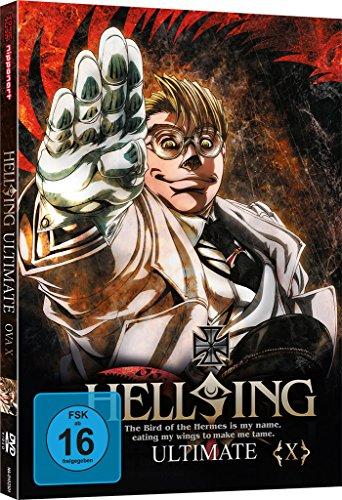 Hellsing Ultimate OVA - Vol.10 (Mediabook)