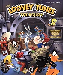 Looney Tunes Treasury: Includes Amazing Interactive Treasures from the Warner Bros. Vault! by Andrew Farago (2010-10-19)