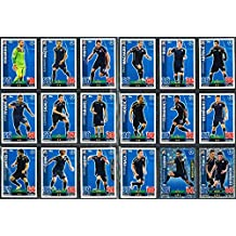 Topps Champions League Match Attax 15/16 Dinamo Zagreb Team Base Set 2015/2016 Including Star Player & Duo Trading Cards