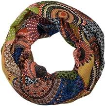 styleBREAKER Echarpe tube - Femme - Motif ethnique 01016014 fd9e1cb10c0