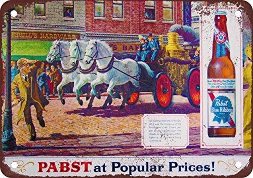 pabst-blue-ribbon-cerveza-vintage-look-reproduccin-metal-tin-sign-7x-10pulgadas