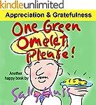 Children's Books: ONE GREEN OMELET, P...