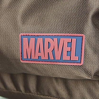 Mochila Escolar Instituto Avengers Capitan America