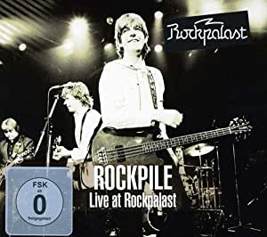 Rockpile - Live at Rockpalast (+ Audio-CD) [2 DVDs]