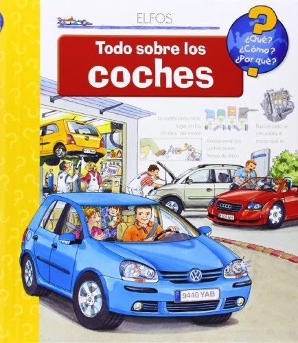Portada del libro ¿Qu'?... Todo sobre los coches (¿Qué?...)