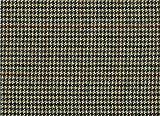Country Tweed Stoff 100% Reine Wolle Meterware Braun Blau