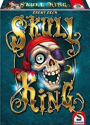 Schmidt - 75024 - Jeu De Cartes - Skull King