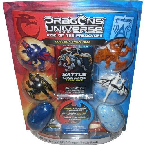 Dragons Battle Pack 5