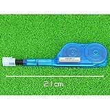 juler Limpiador de Fibra Herramienta de Limpieza de Conectores Mpo/MTP 600 Veces o más