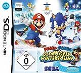 MARIO & SONIC EN LOS J.O DE INVIERNO - DS / JUEGO SOLO CARTUCHO - Nintendo DS EN ESPANOL MULTI-IDIOMAS (compatibles DS LITE-DSI-3DS-2DS-XL-NEW)