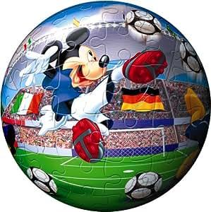 Ravensburger - Puzzle enfant - Mickey Football - 96 Pièces