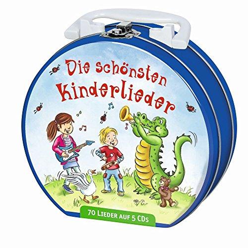 Mein Hörbuch-Koffer: Kinderlieder II