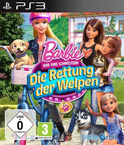 Barbie und ihre Schwestern: Die Rettung der Welpen - [PlayStation 3] -