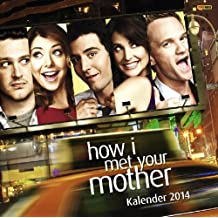 How I Met Your Mother Wandkalender 2014