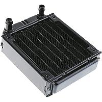 ZORBES® 80mm Aluminium Computer Radiator Water Cooling Cooler Fast Heat Dissipation CPU Cooler Module Heat Exchanger…