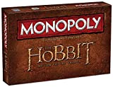 The Hobbit Motion Picture Trilogy Monopoly Board Game