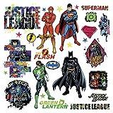 Générique Justice League 28Stickers muraux Superman Batman Stickers de...