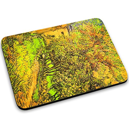 van-gogh-the-garden-of-the-clinic-of-saint-remy-mouse-pad-tappetino-per-mouse-mouse-mat-con-disegno-