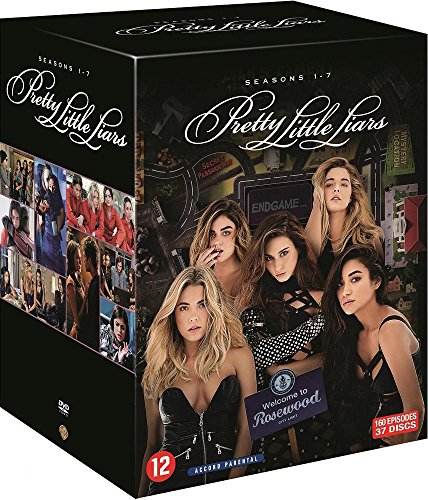 Pretty Little Liars - Integrale des Saisons 1 a 7