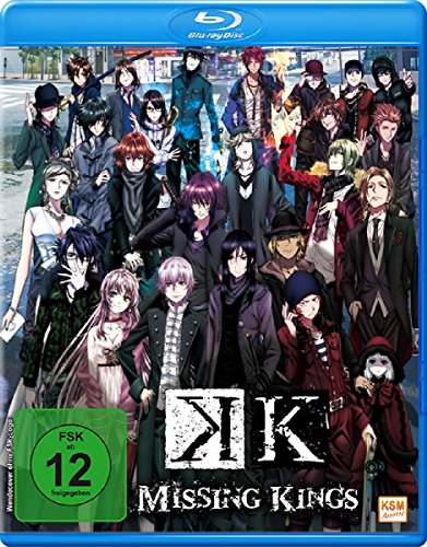 K - Missing Kings - The Movie [Blu-ray]