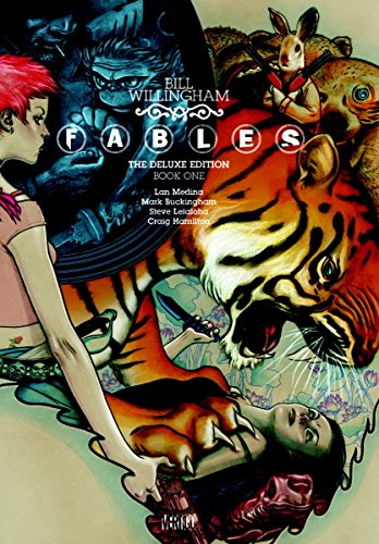 Fables Deluxe Edition Vol. 1
