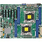Supermicro X10DRL-i Intel C612 LGA 2011 (Socket R) ATX Server-/Workstation-Motherboard, MBD-X10DRL-I-B