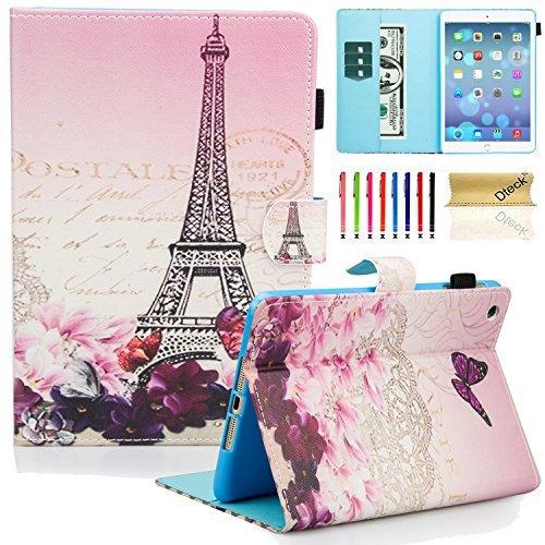 Dteck Tablet-Schutzhülle, apple-ipad-mini apple-ipad-mini-3 apple-ipad-mini-2, A_Romantic Paris, Stück: 1 (Ipad Mini 3 Cover Paris)