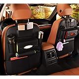 Fansport Car Seat Back Organizer Impermeabile Backseat Storage Bag Veicolo Organizzatore