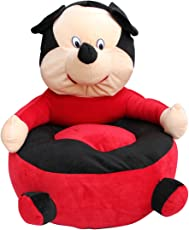 Sunshine creations Baby Sofas (Red and Black)