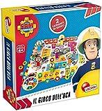 Lisciani Giochi 51267 - Sam Il Pompiere Gioco Dell'Oca
