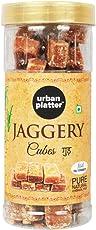 Urban Platter Jaggery Cubes, 500g