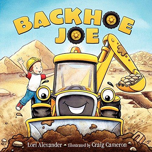 Backhoe Joe por Lori Alexander