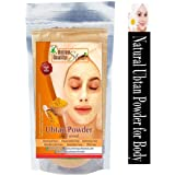 Online Quality Store Ubtan for Fairness, Tanning & Glowing Skin |Bath Powder Enriched with(Multani mitti, Chandan, Kasturi Ha