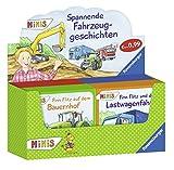 Verkaufs-Kassette Ravensburger Minis 84 - Spannende Fahrzeuggeschichten: Finn Flitz auf dem Bauernhof/Finn Flitz auf der Baustelle/Finn Flitz ./Finn Flitz und der Lastwagenfahrer