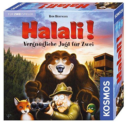 Kosmos 691837 - KOSMOS - Halali (Jagd-spielzeug Für Kinder)