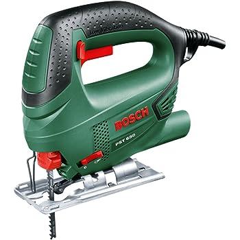 Bosch PST 650 Seghetto Alternativo Compact Easy, Nero/Green