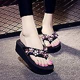 I pistoni femminili adattano i sandali femminili inferiori dei sandali della spiaggia antiscivolo all'aperto ( Colore : 4 , dimensioni : US:8.5UK:7.5EUR:42 )